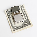 Square Metal Money Clip