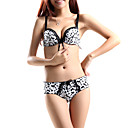 Cotton Demi Cup Multi-Way Moderate Lift Party/ Daily Teenger Underwear Set More Colors Available