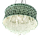 Modern Crystal Bar Pendant Light