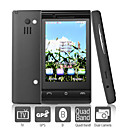 X11 - Four SIM 3.4 Inch Touchscreen Cellphone (GPS, WiFi)