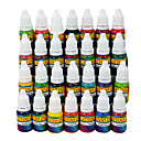 28 Color Tattoo Ink Set 28*10ml