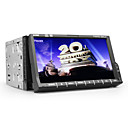 DVD Player Automotivo 2 Din 7 polegadas Bluetooth TV