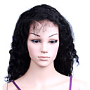 "Capless Short Kinky Curly 14"" 100% Human Hair Wig Multiple Colors To Choose"