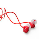 Noise Isolation In-Ear Stereo Earphones(Red 3.5mm Jack / 112cm Cable)