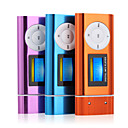 1.2 Inch TF (Micro SD) Card Slot MP3 Player with LCD Screen(Speaker Clip)