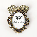 Personalized Old-fashion Handmade Brooch - Love Swan