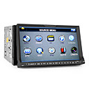 Autoradio DVD 7 pouces / GPS / Bluetooth / Radio RDS / TV digitale DVB-T