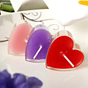 Heart Design Small Candle(set of 12)