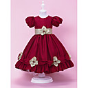 Princess Ball Gown  Bishop Sleeves Flower Girl Dress