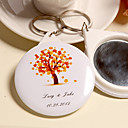 Personalized Mirror Key Ring - More Designs (Set of 12)