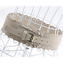 TS Wide Lace Buckle Wide Belt (More Colors)