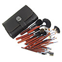 Finding Color-Top Sable HairMakeup Brush Set (28 Pcs)