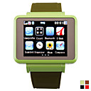 k1 - 1,8 pulgadas reloj telfono celular (bluetooth fm mp3 / mp4)