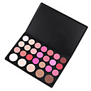 encontrar cor 26 cores de maquiagem corar paleta blush em p