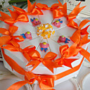 Little Bear Orange Cake Favor Box (Set of 10)