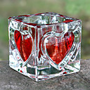 Heart Candle and Holder