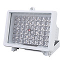 48 la lumire LED auxiliaire pour camra CCD, la distance ir: 50m