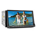 7 pulgadas 2 DIN Car DVD Player (Bluetooth, DVB-T, RDS)