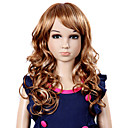 Capless Long Top Grade Synthetic Lovely Curly Children's Wig-2 Colors Available