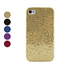 Skinnende Stil Cover for iPhone 4 4S