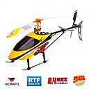 Walkera V200D02 2.4GHz Flybarless RC RTF Helicopter w/ WK-2403 Transmitter (V200D02)