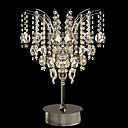 High - Class Crystal Table Light with 3 Lights