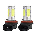 7.5W Super Bright H11 Car Fog Light/Headlight,2 Pcs