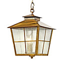 Golden 2 - Light Pendant Light in House Shape