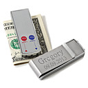 Personalized Money Clip With Laser Pointer And Flashlight