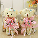 Lovely Bear Favor Bags- Set of 6(More Colors)