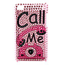 Telephone Style Diamond Case for iTouch 4