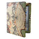 Protective Voyage Style Auto Sleep Case with Stand for the New iPad
