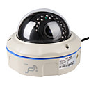 2.0 Megapixel Vandalproof IP Camera Dual Stream Encoding Support OnVif Compliant