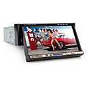 7 Inch 1Din Car DVD Player with Bluetooth TV RDS