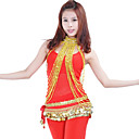 Polystyrene Dance Performance Necklace/Long Body Chain (More Colors)