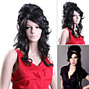 Amy Winehouse's Hair Wig Style Cool High Quality Synthetic Hair Wig