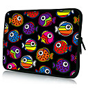 Tropical Fish Neoprene Laptop Sleeve Case for 10-15&quot; iPad MacBook Dell HP Acer Samsung
