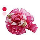 Rose Fairy Dot Design Hairpin Hair Clip for Dogs (Assorted Colors)
