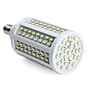 e14 SMD 3528 156led 500lm 8,5 W lampadine naturali mais bianco (220-240V)
