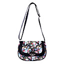 Trendy Fabric Special Occasion Flower Pattern  Shoulder/Cross Body Bag With Flower