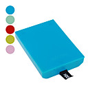 Plastic Internal Hard Drive Disk Case for Xbox 360 Slim (Assorted Colors)