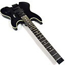 Derulo - (HEADLESS) Linden Electric Guitar with Bag/Strap/Picks/Cable/Whammy Bar/Capo/Pitch Pipe/Adapter