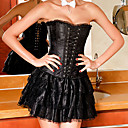 Acrylic Strapless Corsets Special Occasion Shapewear More Colors Available