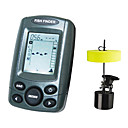 phiradar icon tragbare Fish Finder LCD