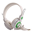 Hi-Fi Stereo Headphones with Detachable Microphone (T11)