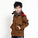 Boy's Noble Cotton Wind Outerwear