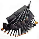 professionele make-up borstel met gratis zaak 32pcs