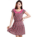 Lady Slim Fashion Lace Dress