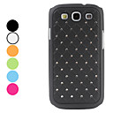 Stars Designs Hard Case for Samsung Galaxy S3 I9300 (Assorted Colors)
