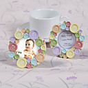 Colorful Button Place Card/Photo Frames